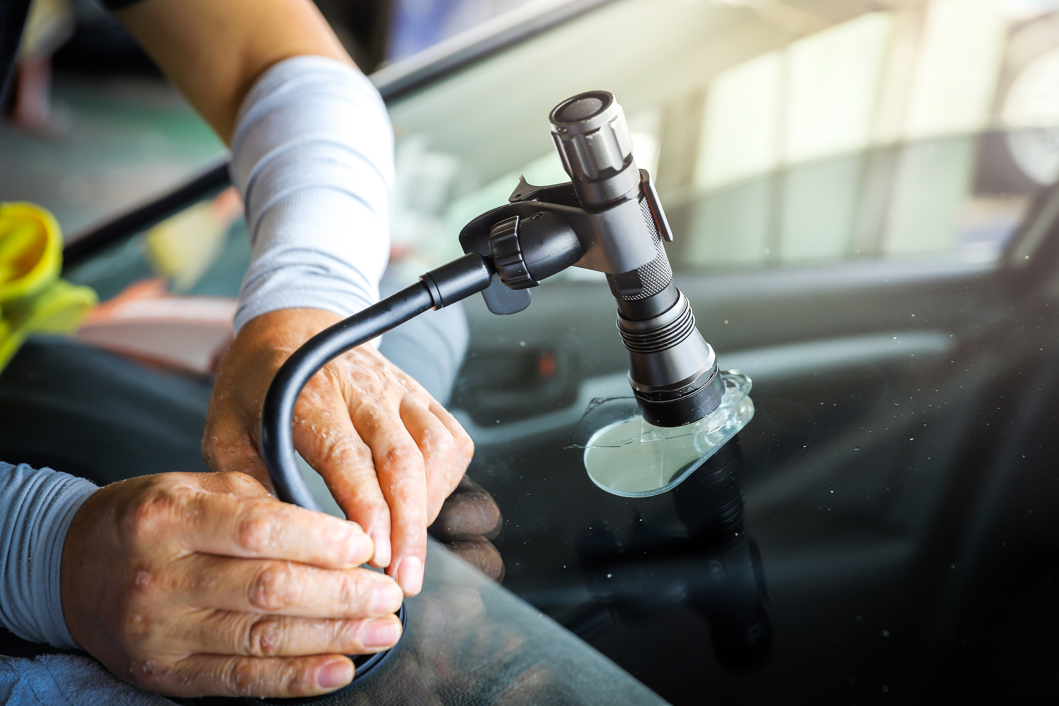 Auto Glass Replacement in Westville