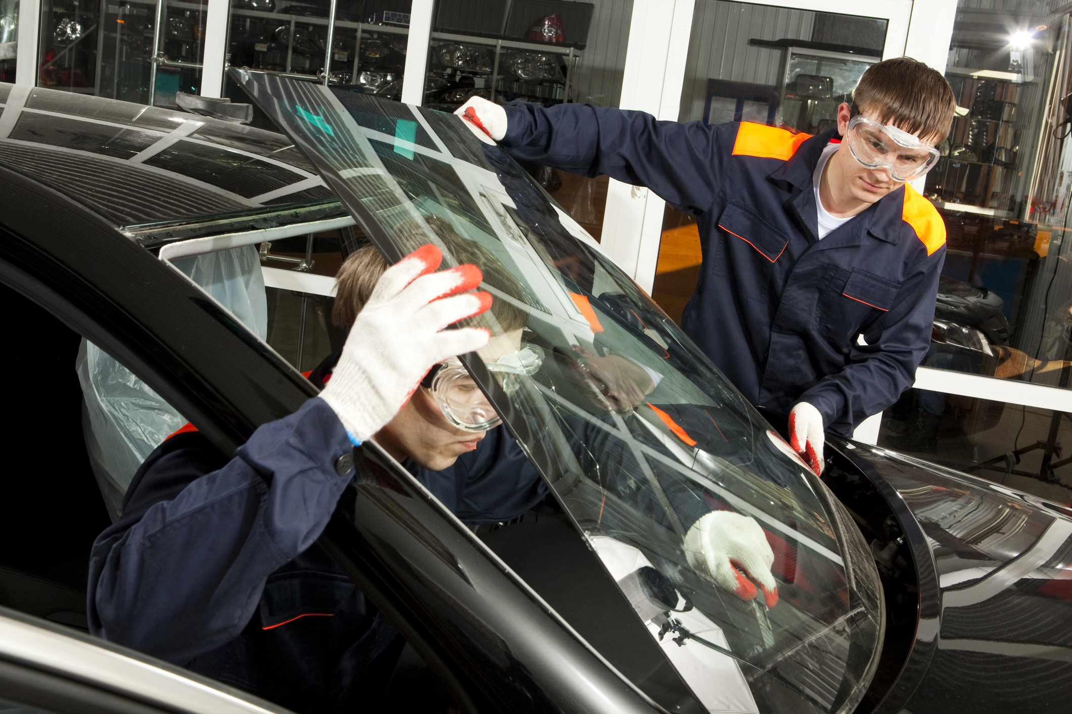 Auto Glass Replacement in National Park